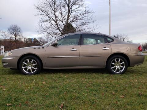2006 Buick LaCrosse for sale at Motors Inc in Mason MI