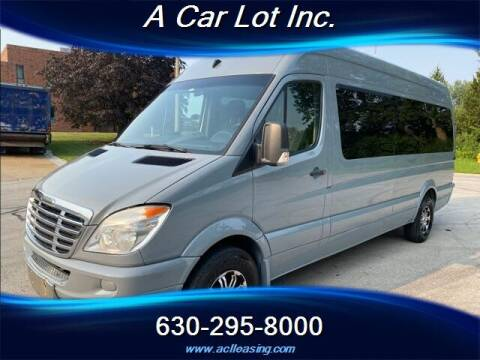 2012 Freightliner Sprinter Passenger for sale at A Car Lot Inc. in Addison IL