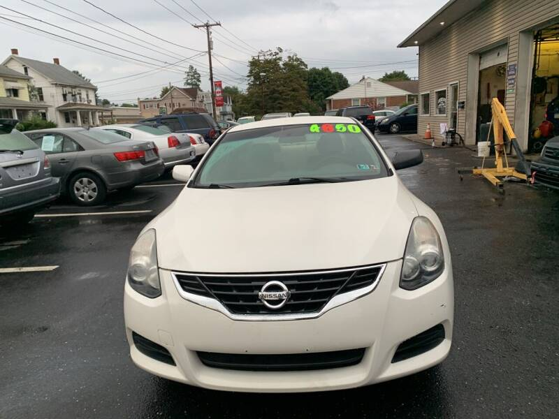 2010 Nissan Altima for sale at Roy's Auto Sales in Harrisburg PA