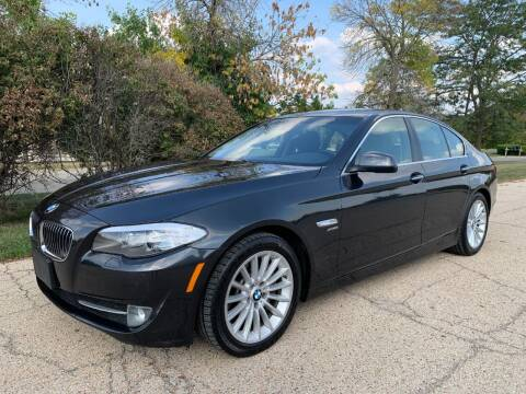 2011 BMW 5 Series for sale at All Star Car Outlet in East Dundee IL
