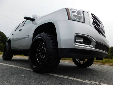 2015 GMC Yukon for sale at Used Cars For Sale in Kernersville NC
