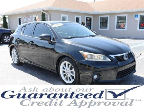2012 Lexus CT 200h for sale at Universal Auto Sales in Plant City FL