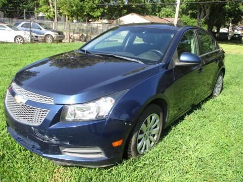 2011 Chevrolet Cruze for sale at Dons Carz in Topeka KS