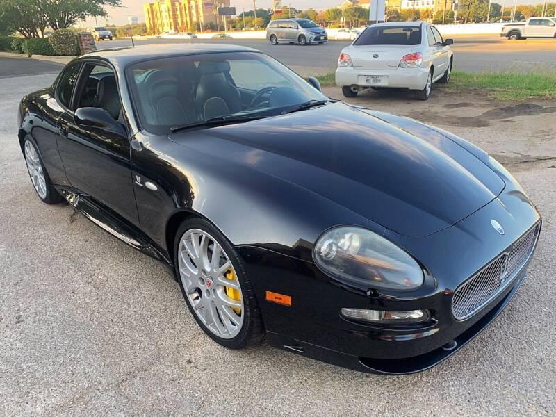 2005 Maserati GranSport for sale at Austin Direct Auto Sales in Austin TX