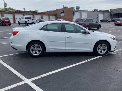 2014 Chevrolet Malibu for sale at St. Louis Used Cars in Ellisville MO