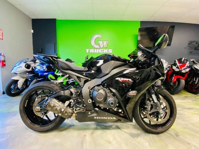 2014 Honda CBR1000rr for sale at Greenway Auto Sales in Jacksonville FL