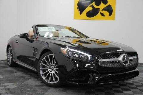 2020 Mercedes-Benz SL-Class for sale at Carousel Auto Group in Iowa City IA