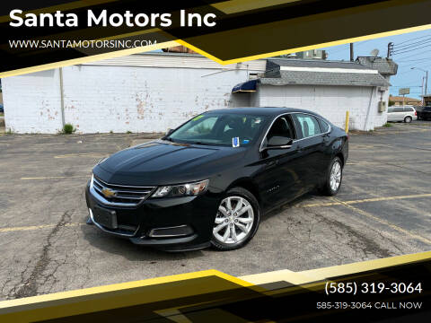 2017 Chevrolet Impala for sale at Santa Motors Inc in Rochester NY