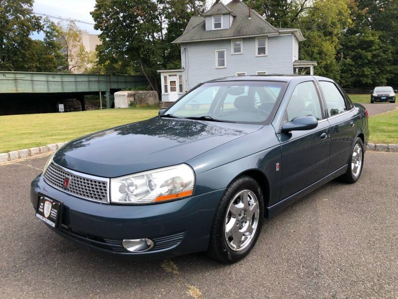 2004 Saturn L300 for sale at Mula Auto Group in Somerville NJ