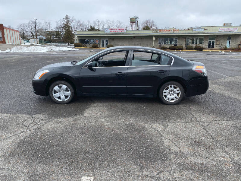 2012 Nissan Altima for sale at BT Mobility LLC in Wrightstown NJ