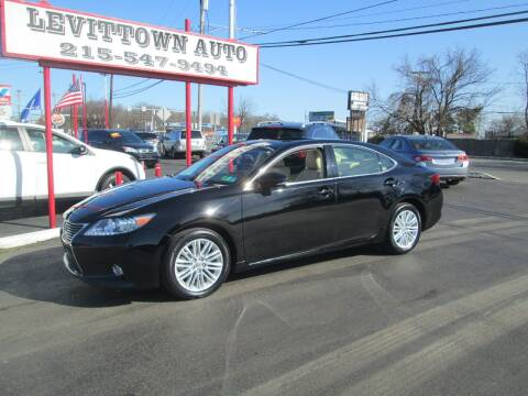 2013 Lexus ES 350 for sale at Levittown Auto in Levittown PA