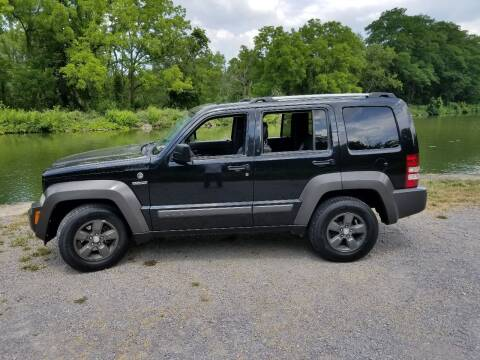 2011 Jeep Liberty for sale at Auto Link Inc in Spencerport NY
