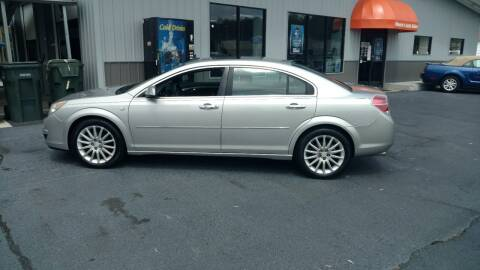 2008 Saturn Aura for sale at Moores Auto Sales in Greeneville TN