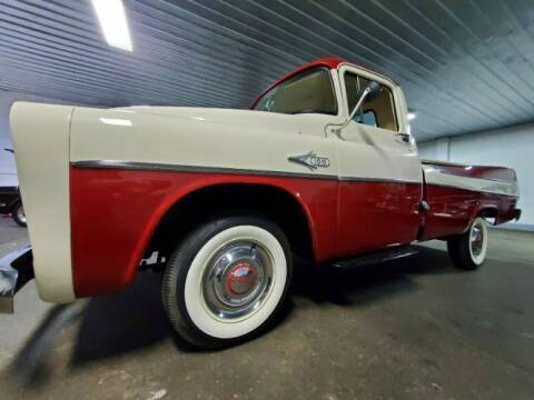 1957 Dodge D100 Pickup for sale at Classic Car Deals in Cadillac MI