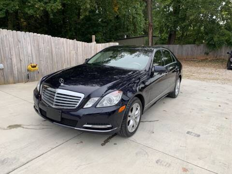 2011 Mercedes-Benz E-Class for sale at Carflex Auto in Charlotte NC