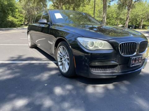 2013 BMW 7 Series for sale at Orlando Auto Connect in Orlando FL