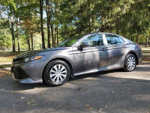2019 Toyota Camry for sale at CItywide Auto Credit in Oregon OH