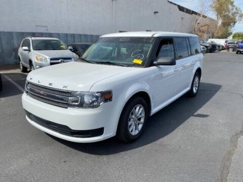 2016 Ford Flex for sale at Brown & Brown Wholesale in Mesa AZ
