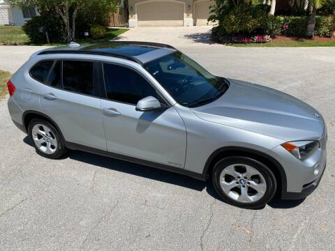 2014 BMW X1 for sale at Exceed Auto Brokers in Lighthouse Point FL