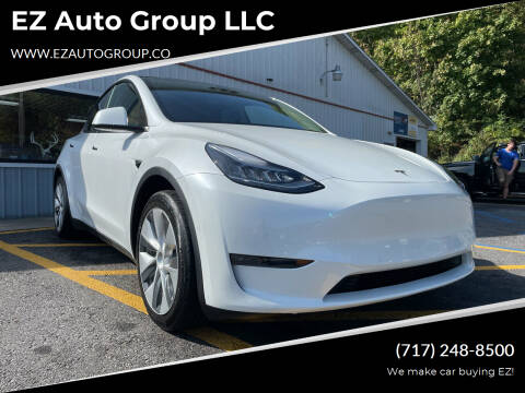 2020 Tesla Model Y for sale at EZ Auto Group LLC in Lewistown PA