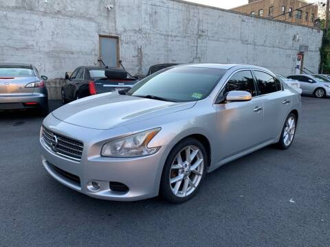 2009 Nissan Maxima for sale at Amicars in Easton PA