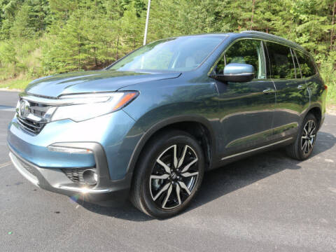 2019 Honda Pilot for sale at RUSTY WALLACE KIA OF KNOXVILLE in Knoxville TN