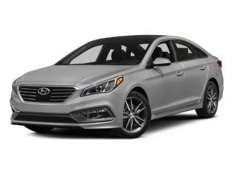 2015 Hyundai Sonata for sale at Scott Evans Nissan in Carrollton GA