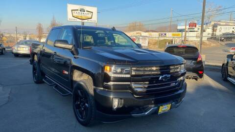 2017 Chevrolet Silverado 1500 for sale at CarSmart Auto Group in Murray UT