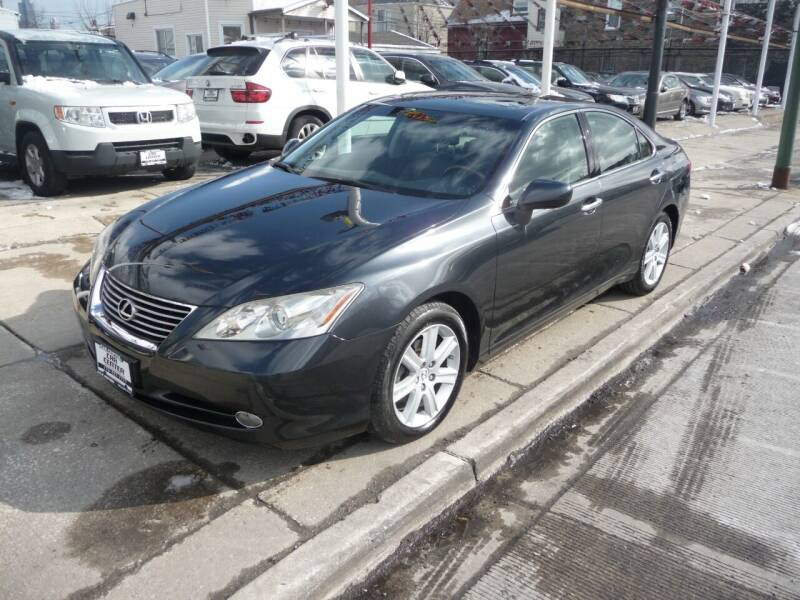 2008 Lexus ES 350 for sale at CAR CENTER INC in Chicago IL