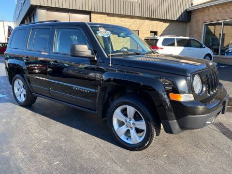 2014 Jeep Patriot for sale at C Pizzano Auto Sales in Wyoming PA