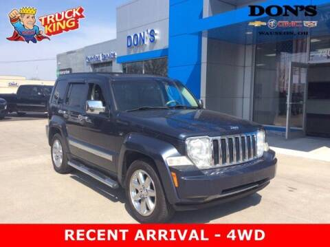 2008 Jeep Liberty for sale at DON'S CHEVY, BUICK-GMC & CADILLAC in Wauseon OH