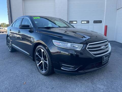 2015 Ford Taurus for sale at Zimmerman's Automotive in Mechanicsburg PA