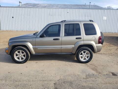 2005 Jeep Liberty for sale at Steve Winnie Auto Sales in Edmore MI