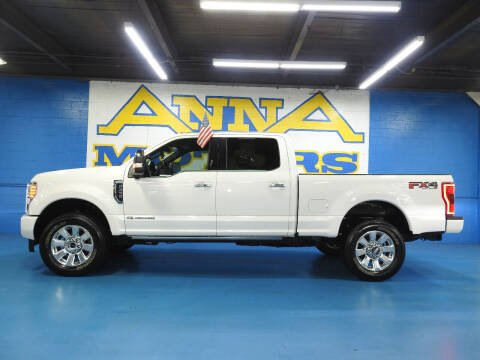 2019 Ford F-250 Super Duty for sale at ANNA MOTORS, INC. in Detroit MI