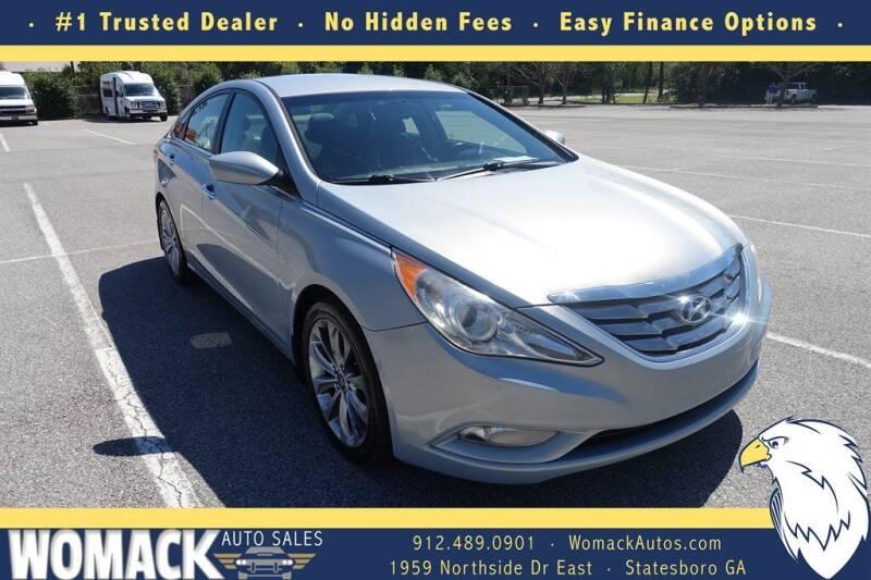 2012 Hyundai Sonata for sale at Womack Auto Sales in Statesboro GA