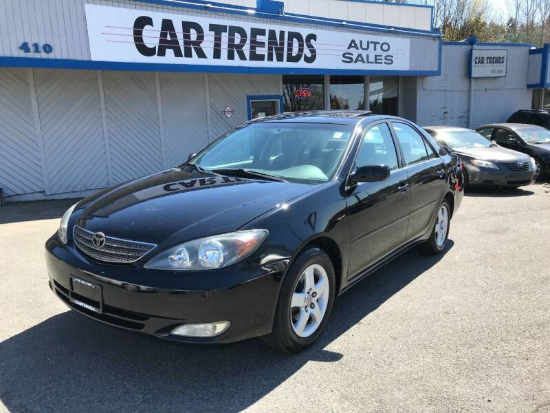 2002 Toyota Camry for sale at Car Trends 2 in Renton WA