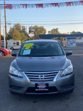 2015 Nissan Sentra for sale at Mike's Auto Sales in Yakima WA