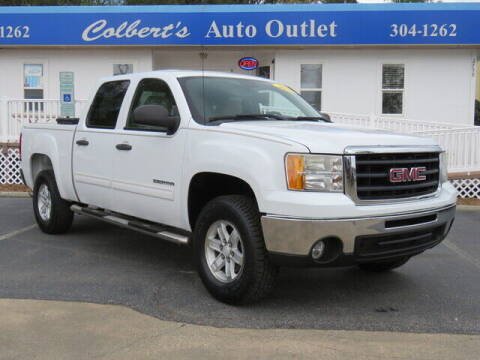 2011 GMC Sierra 1500 for sale at Colbert's Auto Outlet in Hickory NC