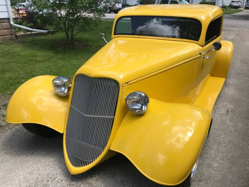 1933 Ford HOT ROD for sale at ADA Motorwerks in Green Bay WI