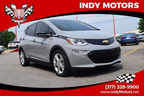 2019 Chevrolet Bolt EV for sale at Indy Motors Inc in Indianapolis IN
