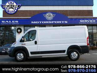 2016 RAM ProMaster Cargo for sale at Highline Group Motorsports in Lowell MA