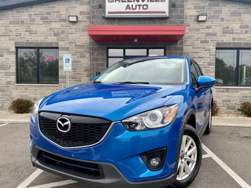 2013 Mazda CX-5 for sale at GREENVILLE AUTO in Greenville WI