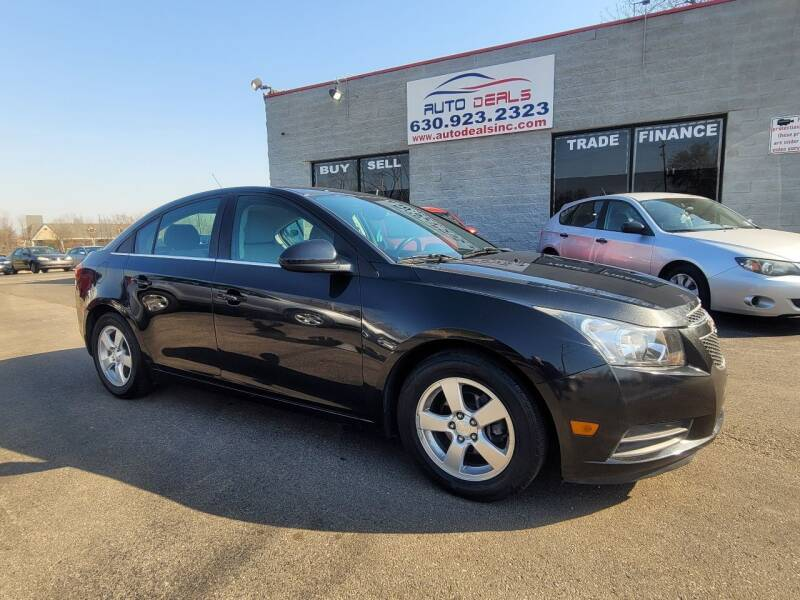 2014 Chevrolet Cruze for sale at Auto Deals in Roselle IL
