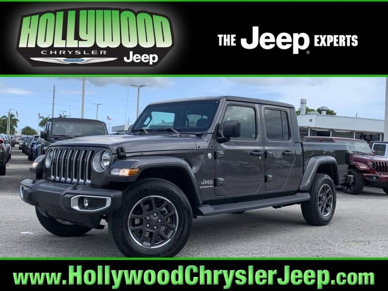 2021 Jeep Gladiator for sale in Hollywood, FL