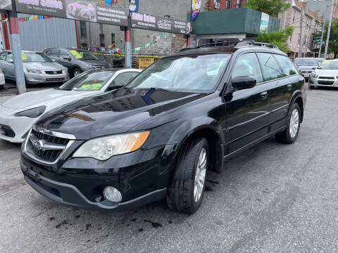 2008 Subaru Outback for sale at Gallery Auto Sales in Bronx NY