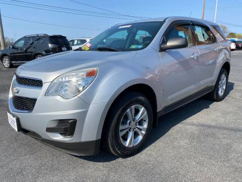 2010 Chevrolet Equinox for sale at Clear Choice Auto Sales in Mechanicsburg PA