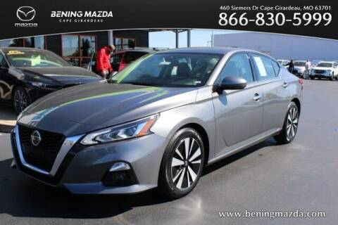 2020 Nissan Altima for sale at Bening Mazda in Cape Girardeau MO