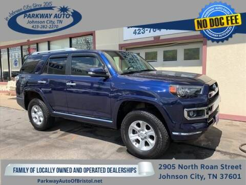2015 Toyota 4Runner for sale at PARKWAY AUTO SALES OF BRISTOL - PARKWAY AUTO JOHNSON CITY in Johnson City TN