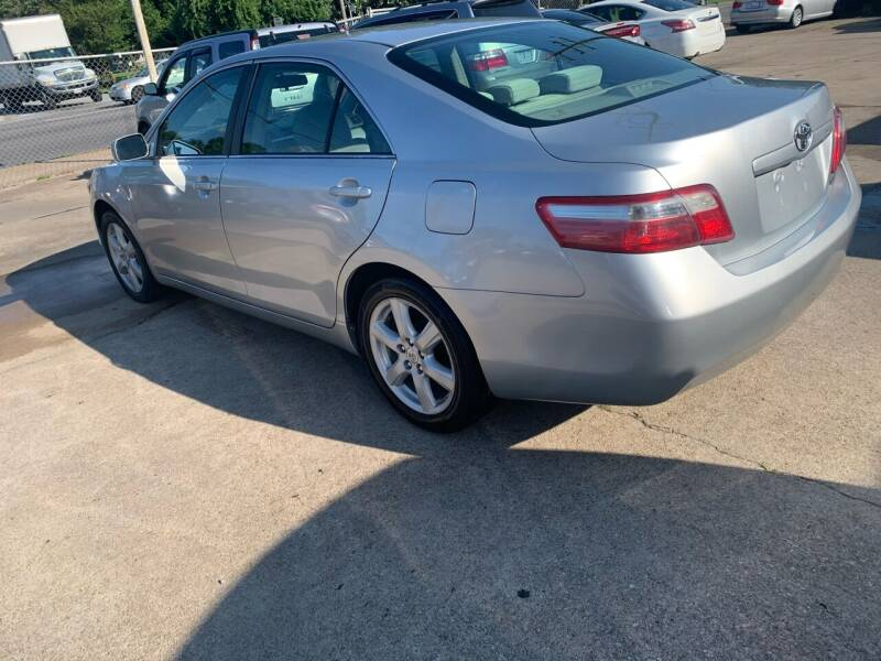 2007 Toyota Camry for sale at Whites Auto Sales in Portsmouth VA