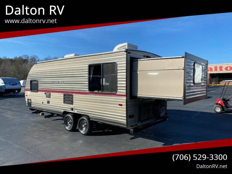 2019 Forest River Grey Wolf 19SM for sale at Dalton RV in Dalton GA